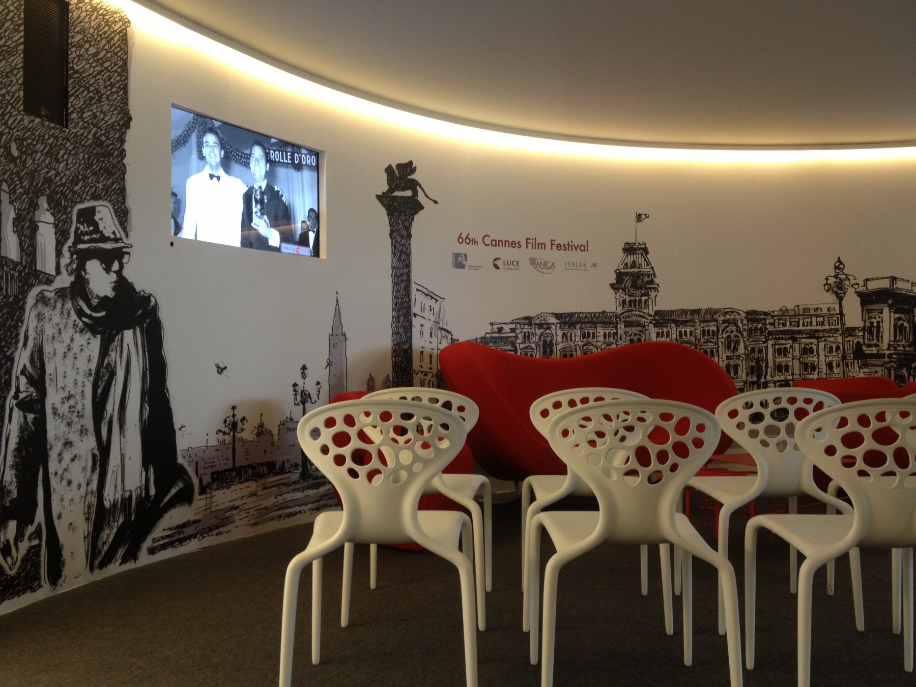 Festival Cannes stand&co 2013