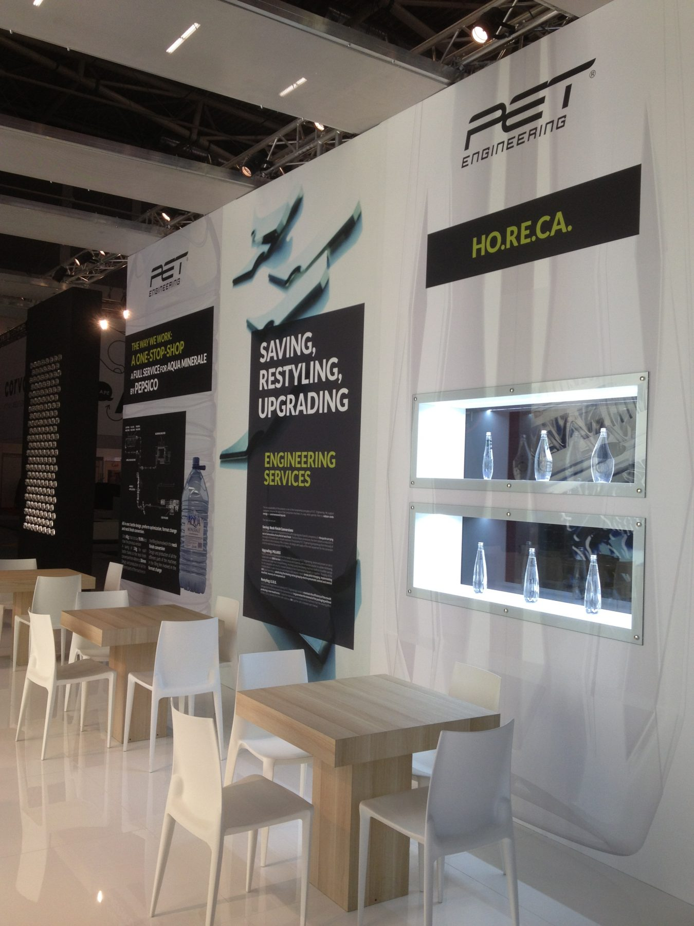 Stand&Co PET Engineering Drinktec 2013